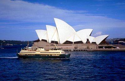 Australia Panoramico